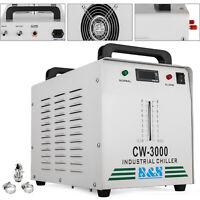 CW-3000 Refroidisseur D'eau Industriel pr Machine de Gravure CE Certificat