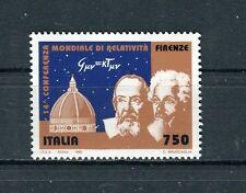 Italia 1995 14° convegno mondiale relatività generale fisica gravitazione MNH