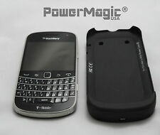Extended Battery Backup Power 2000mAh Cover Pack Case For Blackberry Bold 9900