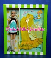 KITTY CORNER SILKSTONE FRANCIE & SLIPPERS 2012 Gold Label 5600 Barbie_W3469_NRFB