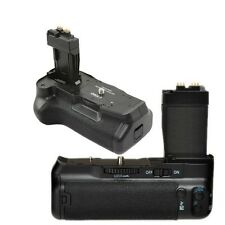 Battery Grip For Canon EOS T2i T3i T4i 550D 600D 650D 700D as BG-E8 BGE8 DSLR