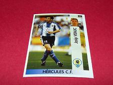 JOSIP VISNJIC HERCULES CF PANINI LIGA 96-97 ESPANA 1996-1997 FOOTBALL