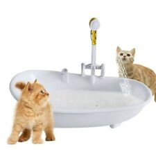 Automatic Pet Cat Drinking Fountain Water Dispenser Electronic Water Fountain UK