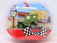 2008 Disney Store Pixar Cars Talking Sarge Jeep Figure Toy