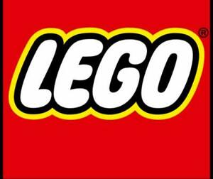 LARGE RANGE OF ORIGINAL LEGO BUILDING BLOCKS