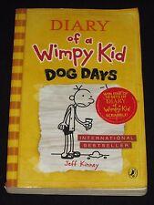 msm JEFF KINNEY ~ DIARY OF A WIMPY KID : DOG DAYS  #4  tp