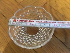 Tropfschale, Acrylglas  für Kronleuchter Lüster Chandelier , Lüsterschale