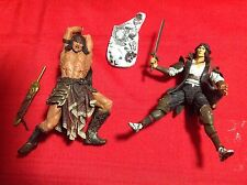 Conan Action Figures Lot Of 2!