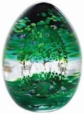 Caithness Glass Summer Blossom deer paperweight Limited Edition No 41 of 150