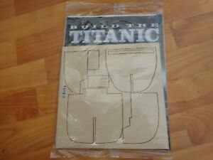 1/250 HACHETTE BUILD THE TITANIC MODEL SHIP ISSUE 11 INC PART PICTURED