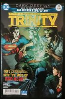 TRINITY #13a (2017 Rebirth DC Comics) ~ VF/NM Book