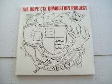 PJ HARVEY : Hope Six Demolition Project VINYL LP SEALED