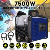 MMA-250 Welding machine IGBT Inverter Arc Electric Portable Stick Welder 220V