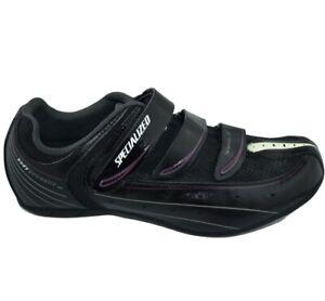 Specialized Spirita TR Touring Body Geometry Cycling Black Shoes Women's 8 EU 39