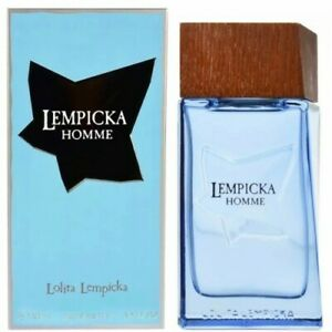 Lolita Lempicka Homme Eau De Toilette Hommes Neuf 100 ml
