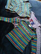 lot 3 t shirt manches longues little marcel 10 et 12 ans