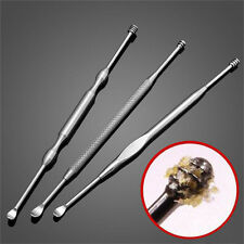 Stainless Steel Earpick Wax Stick Remover Curette Cleaner Ear Pick Tool New hot
