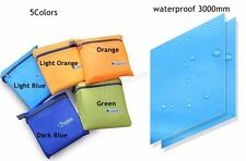 Ultralight 240 gram/8 oz Groundsheet Tarp Sun Shade Shelter GREEN SMALL
