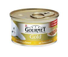 Gourmet Gold Turkey Cat Food   Cats