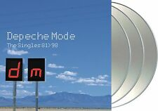 "Depeche MODE ""the singles 81-98"" 3cd-set nouveau best of/Greatest Hits 38 tracks"