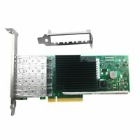 New Intel X710-DA4 4-port 10Gbps SFP+ PCIe 3.0 x8 10Gbps Ethernet network card