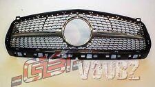 MERCEDES W176 Un Classe Sport Griglia Diamante GRILL A160 A180 A200 A250 A45 GB64