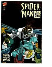 3 Spider-Man Marvel Comic Books The Lost Years #3 Adventures of #6 11 Thing BH38