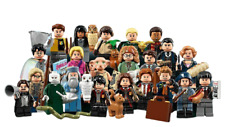 HARRY POTTER MINIFIGURES CUSTOM tipo LEGO ANIMALI FANTASTICI