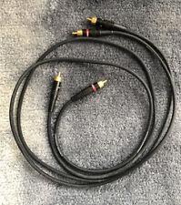 Linn Black RCA/Phono Interconnect Cable 1.2m