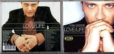 MAX PEZZALI CD LOVE LIFE L'AMORE E LA VITA AL TEMPO DEGLI 883  1a ediz.2002