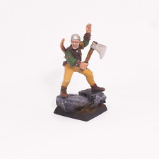 Painted Miniature Bowman Warhammer  Pathinder Rpg. Dnd Fantasy