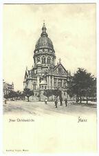 AK, Mainz, Neue Christuskirche, um 1900