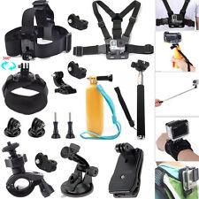Head Wrist Strap Car Mount Kit For Ion Air Pro Gopro HERO Xiaomi Yi Sony Cam AZ1