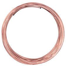4LIFETIMELINES Copper-Nickel Brake Line Tubing Coil - 1/4 Inch, 100 Feet