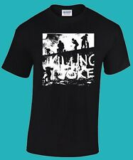 KILLING JOKE T-shirt (Pere Ubu, Gang of Four, Wire, Coil)