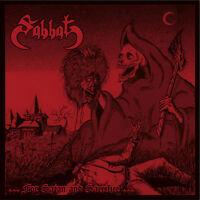 Sabbat - For Satan And Sacrifice ++ CD ++ NEU !!