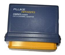 New Listingfluke Networks 2950 4918 01 Omniscanner Cat 6 Channel Adapter