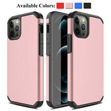 For iPhone 12 Pro Max / 12 Pro / mini Shockproof Armor Rugged Phone Case Cover