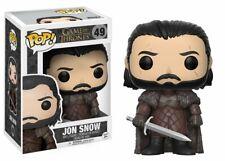 Game Of Thrones Pop! Figura de Vinilo - Jon Snow Nuevo