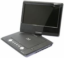 Clarity 10 Inch Portable In - Car DVD / Blu-ray Player-Black - OE79