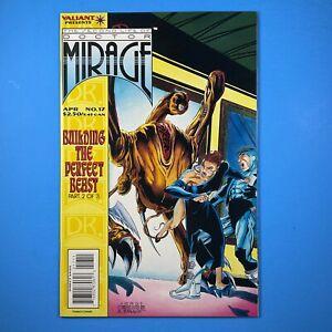 The Second Life of Doctor Mirage #17 VALIANT COMICS 1995