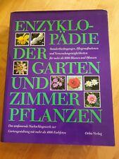 Enzyklopädie der Garten- und Zimmerpflanzen, Orbis Verlag,Nachschlagewerk