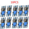 5/10/15 x 2ADC-DC MT3608 Step-up Adjustable Power Supply Boost Module Converter