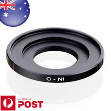 C Mount Lens Adapter For Nikon 1 N1 V1 V2 J1 J2 (C-N1) Adapter Ring - Z087