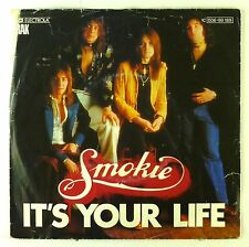 """7"""" Single - Smokie - It's Your Life - S2009 - washed & cleaned"""