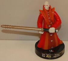 "2005 Tion Medon 3"" Attacktix Hasbro PVC Plastic Figure Star Wars Game Piece"