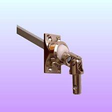 Kurbelgelenk Gelenkplatte 27x56 4-Kant 6mm Rollladen Zapfen 10 mm