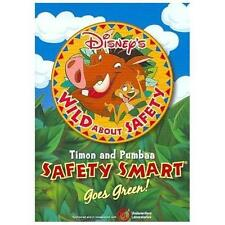 Disney's Wild About Safety with Timon and Pumbaa: Safety Smart Goes Green Classr