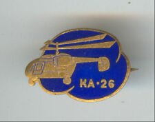 Russian KA-26 Helicopter Aviation Badge