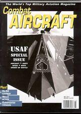 COMBAT AIRCRAFT V7 N1 USMC McD A-4M SKYHAWK USMC VMA / USAFR ANG SPECIAL / C-9A